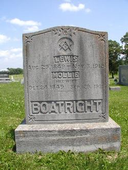 Lewis Buck Boatright