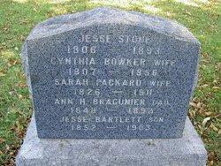 Ann Hazelton Judson <i>Stone</i> Bragunier