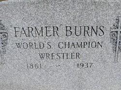 Martin Farmer Burns