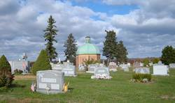 Saint John the Baptist Greek Catholic Cemetery