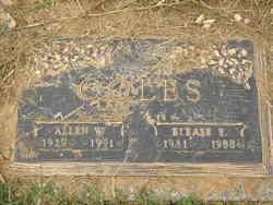 Allen W Coles