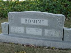 Ross Walter Romine, Sr