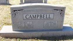 George L Campbell