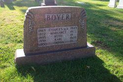 Margaret <i>Steiner</i> Boyer