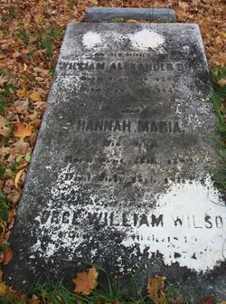 Hannah Maria <i>Denning</i> Duer