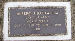 Albert J Battaglia