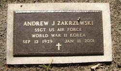 Andrew J Zakrzewski