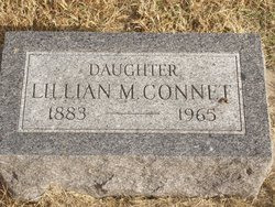 Lillian M Connet
