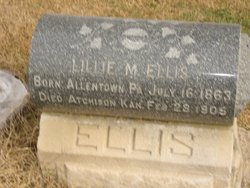Lillie M Ellis