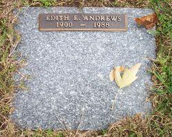 Edith Evlyne Andrews