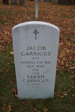 Sarah Garrigus