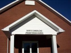 Banks Cumberland Presbyterian Church Cemetery