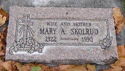 Mary A Skolrud