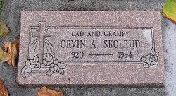 Orvin A Skolrud