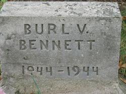 Burl Vincent Bennett