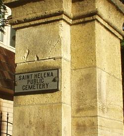 Saint Helena Public Cemetery