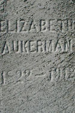 Elizabeth Aukerman