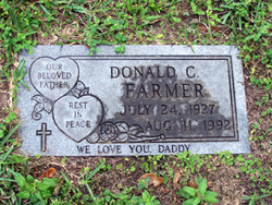 Donald Coy Farmer