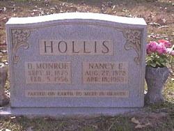 Nancy Evelyn <i>McCormack</i> Hollis