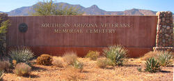 Southern Arizona Veterans Memorial Cemetery