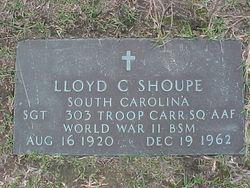 Lloyd Casper Shoupe
