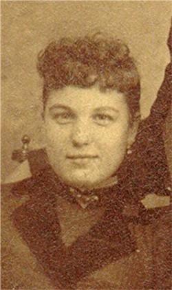 Clara Pauline <i>Sittig</i> Goppert