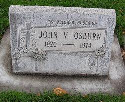 John V Osburn