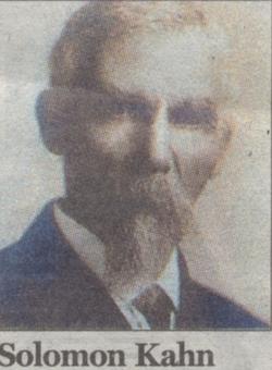 Solomon Kahn