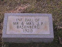 Infant Dau. Basenberg