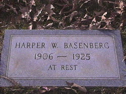 Harper W. Basenberg