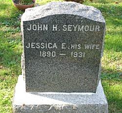 Jessica Estelle <i>Hollister</i> Seymour
