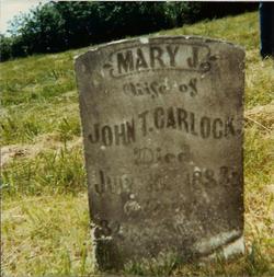 Mary Jane <i>Newcome</i> Carlock