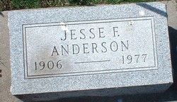 Jesse Franklin Anderson