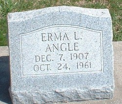 Erma Lenora <i>Angle</i> Angle