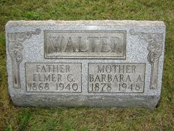 Elmer George Walter