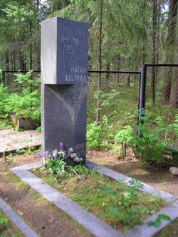 Natan Isayevich Altman