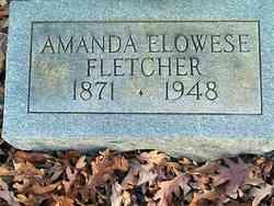Amanda Elowese Fletcher