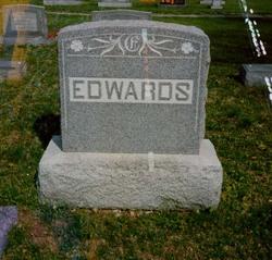 Fannie E. <i>Weaks</i> Edwards