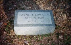 Wayne T. Edwards