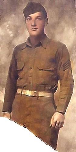 Sgt Raymond Richard Sonny Liguori, Sr