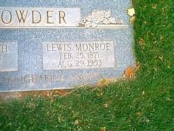 Lewis Monroe Lowder