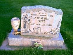 LaMont Heap Lowe