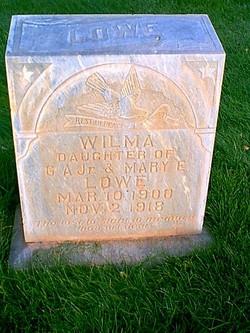 Wilma Lowe