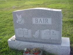 Vernon E. Bair