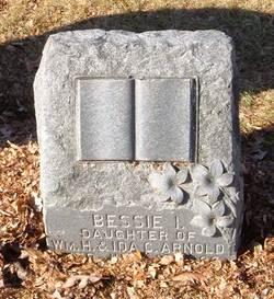 Bessie I Arnold