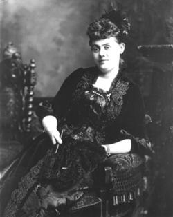 Louisa Maud <i>Frederici</i> Cody