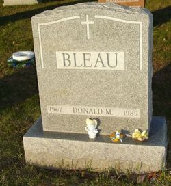Donald M. Bleau