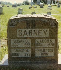 Susan Oletha <i>Cloe</i> Carney