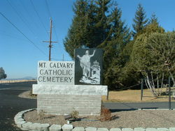 Mount Calvary Catholic Cemetery