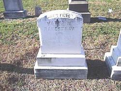Rev Henry Hawk Harry Rakestraw